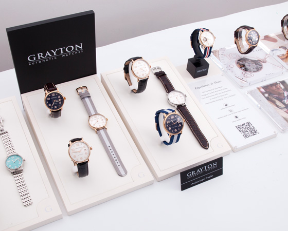 grayton display for distributors