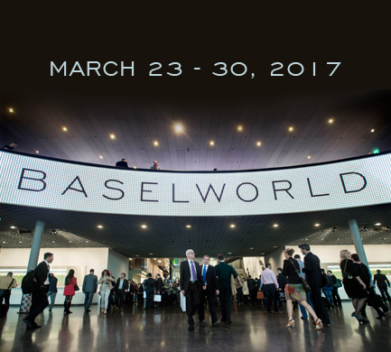 Montrichard will be attending Baselworld 2017