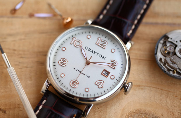 Grayton Automatic Watches Case Study